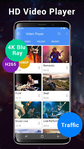 Video Player Ultimate(HD) 1.7.3.0 screenshots 1