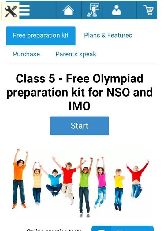 NSO and IMO Preparation kit- screenshot