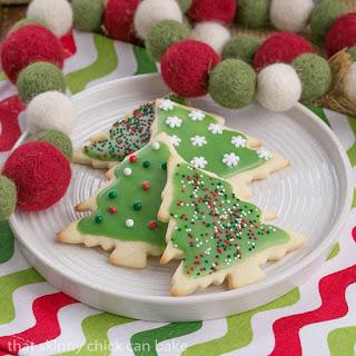 Best Sugar Cookies #ChristmasWeek