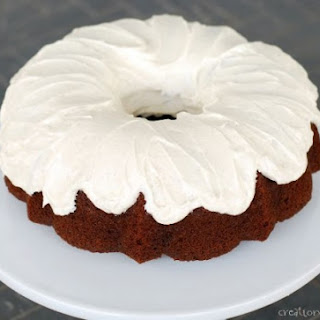 Cinnamon Cake With Cream Cheese Frosting Recipes