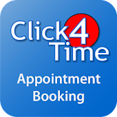 Appointment Booking Click4Time