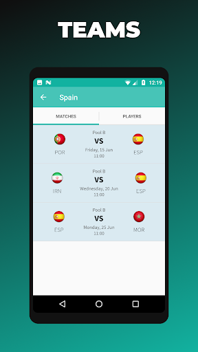 World Soccer Cup 2018 - Comments and Live Scores 1.5.2 4