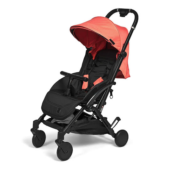 Kobbe Trend Resevagn Ruby Red