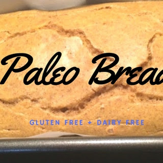 Super Simple Paleo Bread - No Kneading or Rising!.