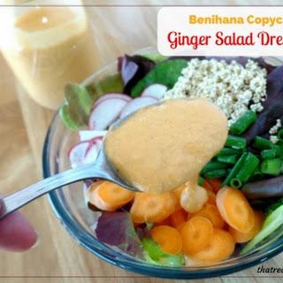 Ginger Salad Dressing.