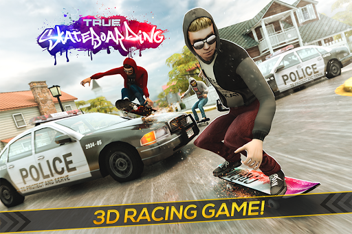 True Skateboarding Ride Skateboard Game Freestyle 2.11.7 screenshots 1