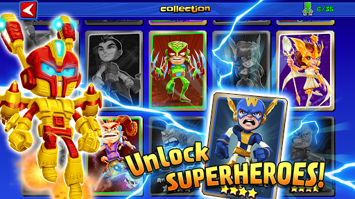 Justice Legends - Heroes War: Superhero Games  {cheat|hack|gameplay|apk mod|resources generator} 2