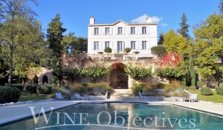 Vignoble avec piscine Saint-Maximin-la-Sainte-Baume