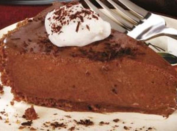 World's Best Chocolate Pie Recipe