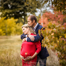 Wedding photographer Olga Volokhova (Frolya). Photo of 14.10.2016