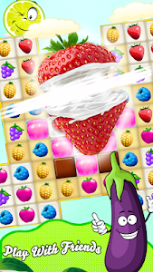 Candy Fruit Garden screenshot 2