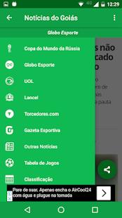 Download Notícias do Goiás For PC Windows and Mac apk screenshot 3
