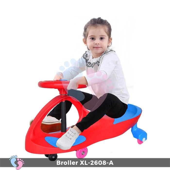 Xe lắc cho bé Broller XL-2608A 3