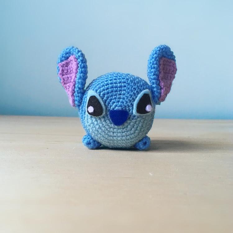 Crochet Tsumtsum Stitch/ Angel