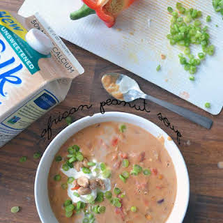 easy African Peanut Soup.