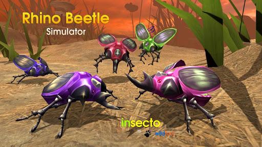 Rhino Beetle Simulator screenshot 6