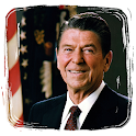 Ronald Reagan Biography icon