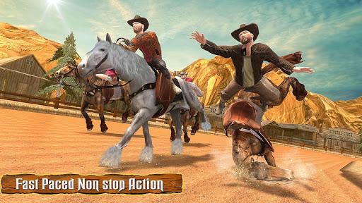 Extreme Wild Horse Race Texas
