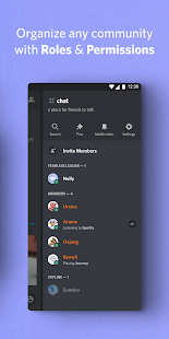 Discord - Talk, Video Chat & Hangout with Friends Screenshot