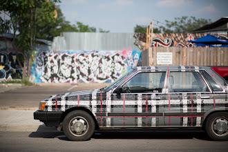 Photo: Street Art, Art Car - Austin, Texas