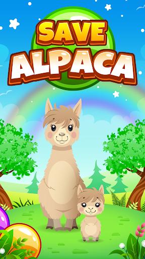 Save Alpaca - Bubble Shooter 3 screenshots 1