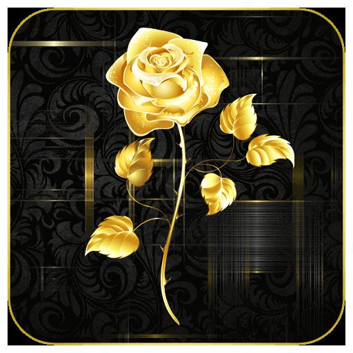 Rose Golden Live wallpaper file APK for Gaming PC/PS3/PS4 Smart TV