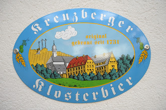 Photo: Bier vom Kloster Engelberg