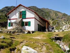 Photo: Refugi de Certascan, 2240m.