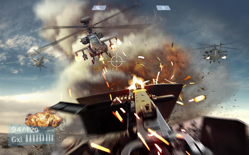 Invasion: Modern Empire screenshot 2