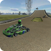 Go Kart Racing: Test Circuit