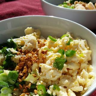 Congee Style Breakfast Bowls