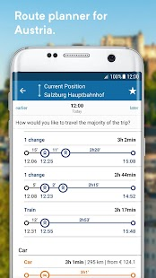 wegfinder - departures, route planner, tickets- screenshot thumbnail