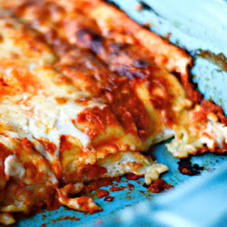 Easy Baked Lasagna