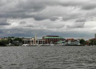 Photo: Alexandria's waterfront