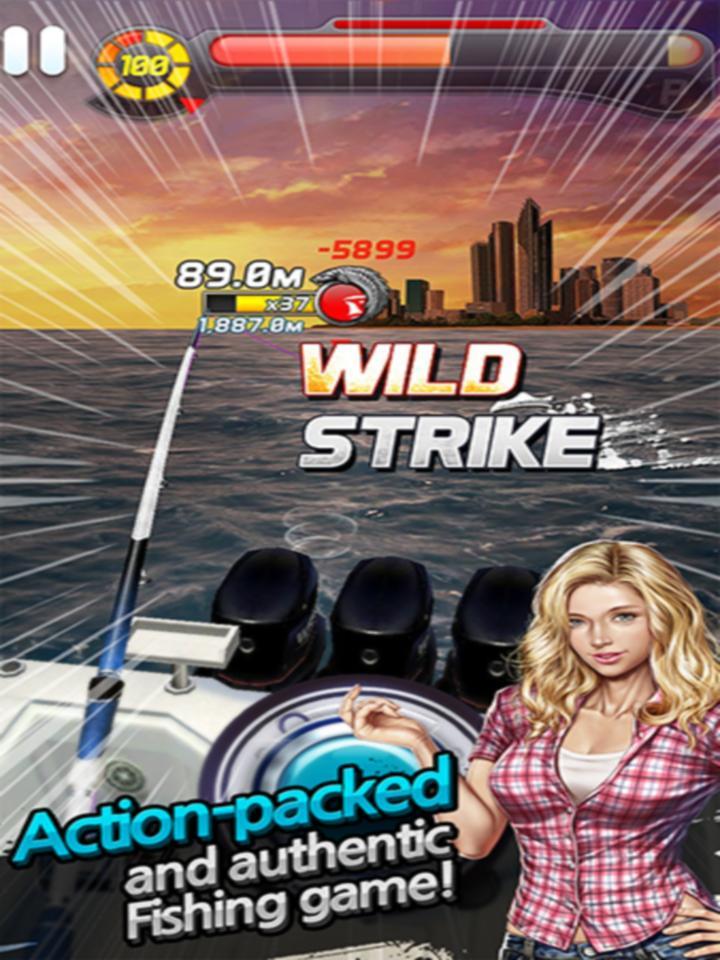 Ace Fishing: Wild Catch screenshot #2