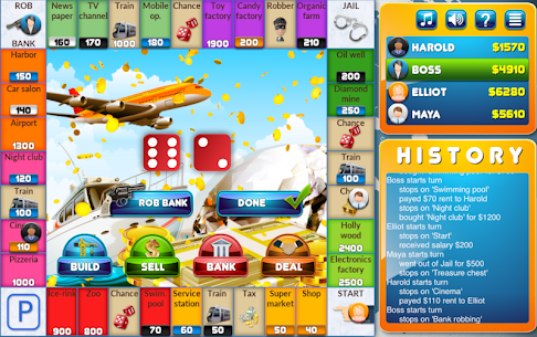 CrazyPoly – Business Dice Game App Latest Version  Download For Android 1