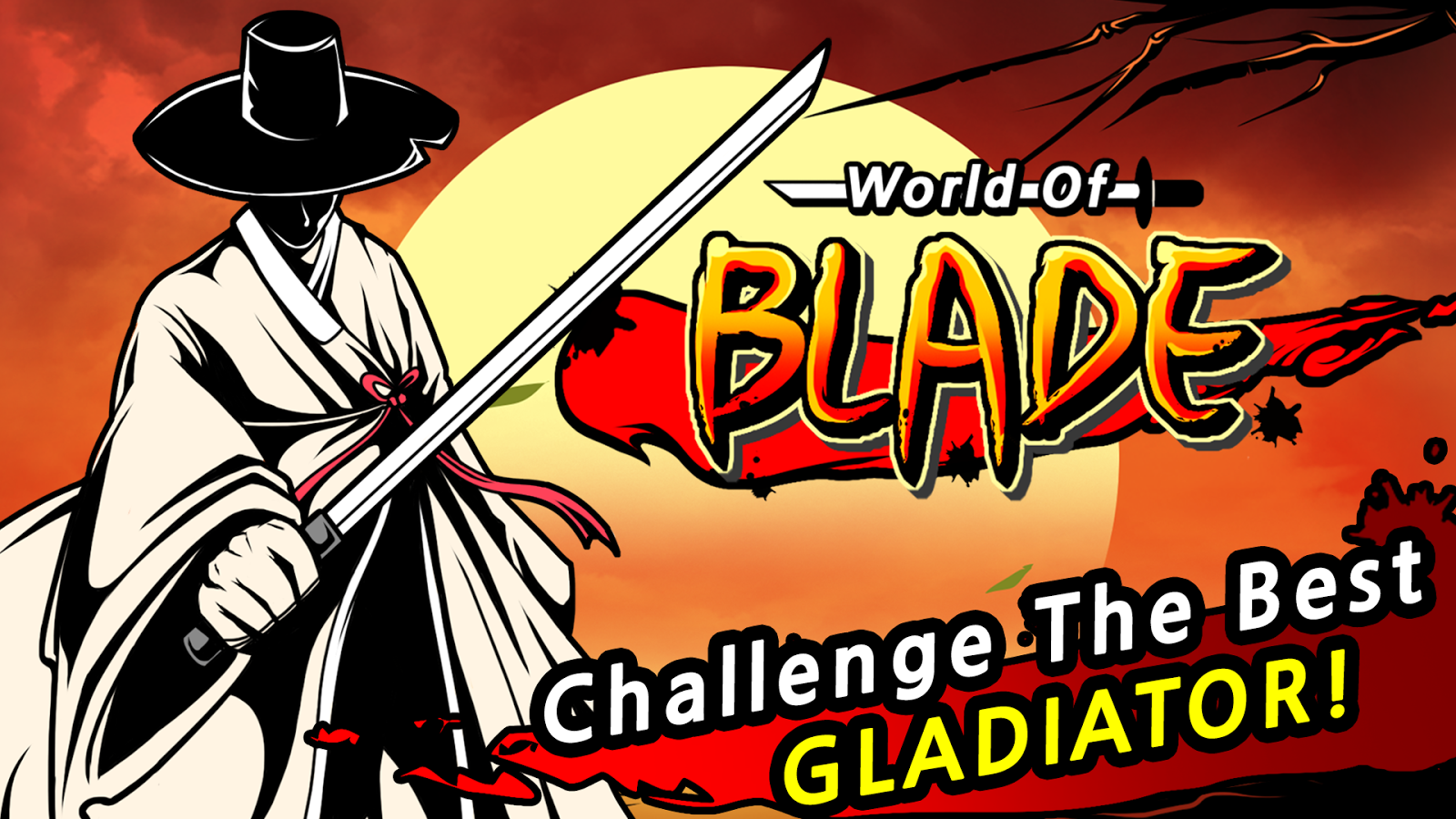 World Of Blade : blade master- screenshot