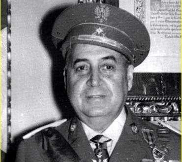 Cristóbal López Rodríguez, el abuelo alhameño del actual presidente de Telefónica.