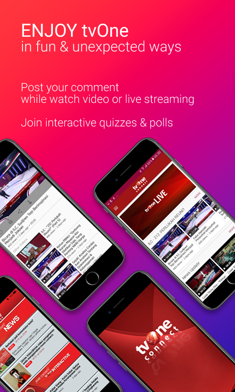 tvOne Connect - tvOne Streaming - Android Apps on Google Play