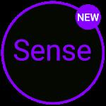 Sense Black/Purple cm13 theme v1.08