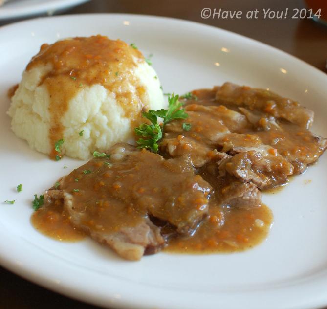 angus pot roast beef belly