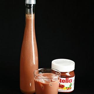 Nutella Liqueur Recipes