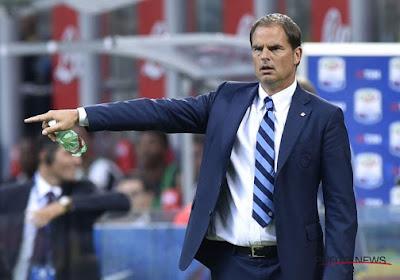 Frank De Boer weigerde in december een aanbieding van Anderlecht