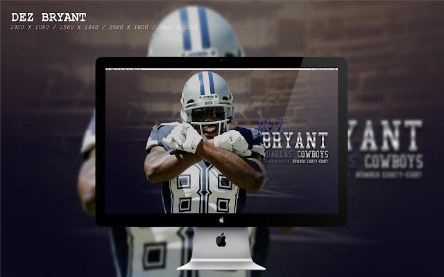 Dez Bryant Themes & New Tab