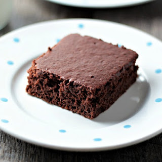 Healthier Chocolate Cake from Dr. Oz.