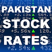 Pakistan Stock Rates