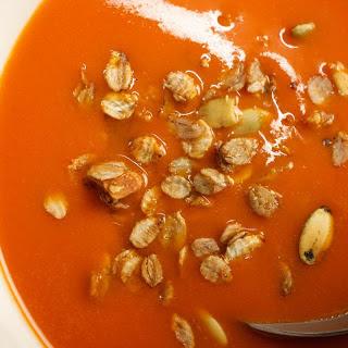 Savory Pumpkin Seed and Rye Granola