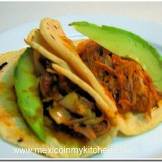 Shredded Pork Meat Puebla Style (Tinga Poblana) / Cómo Hacer Tinga Poblana