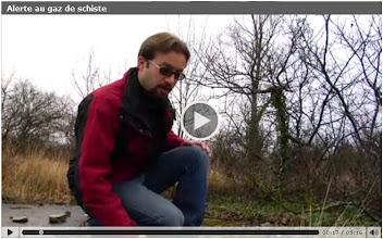 Photo: Vidéo..Reportage. Un magazine multimédia de la Télévision Suisse romande.(fev 2011). http://www.nouvo.ch/2011/03/alerte-au-gaz-de-schiste