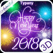App Animated New Year Fireworks Theme&&Emoji Keyboard APK for Windows Phone